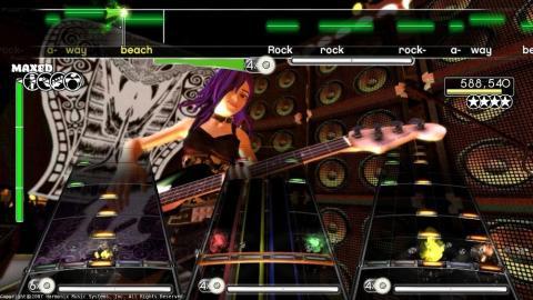 "2008 — ""Rock Band"" (PlayStation 3, Xbox 360, Wii, PlayStation 2)"