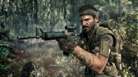 """2010 — """"Call of Duty: Black Ops"""" (Xbox 360, PlayStation 3, Wii, PC, Nintendo DS, macOS)"""