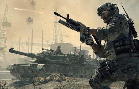 "2011 — ""Call of Duty: Modern Warfare 3"" (PlayStation 3, Xbox 360, Nintendo Wii, PC, MacOS)"
