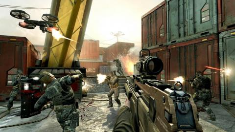 "2012 — ""Call of Duty: Black Ops II"" (PlayStation 3, Xbox 360, Wii U, PC)"