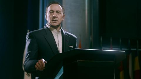 "2014 - ""Call of Duty: Advanced Warfare"" (PlayStation 4, Xbox One, PC, Xbox 360, PlayStation 3)"