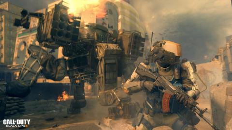 """2015 — """"Call of Duty: Black Ops III"""" (PlayStation 4, Xbox One, PC, Xbox 360, PlayStation 3)"""