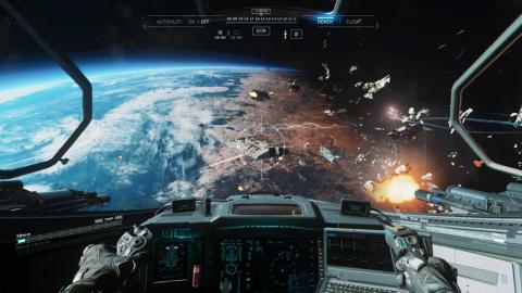 "2016 — ""Call of Duty: Infinite Warfare"" (Xbox One, PlayStation 4, PC)"