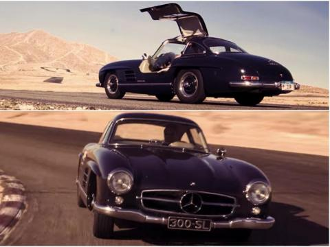 "In a 2017 interview with Formula1.com, Hamilton was asked which car he'd use if he could only ever drive one on the road ever again. ""Probably the Mercedes SL 300 Gullwing,"" he said. Looking at it below, it's not a bad choice —"