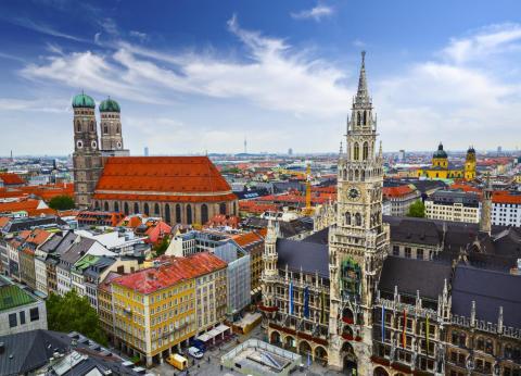 21. Munich, Germany