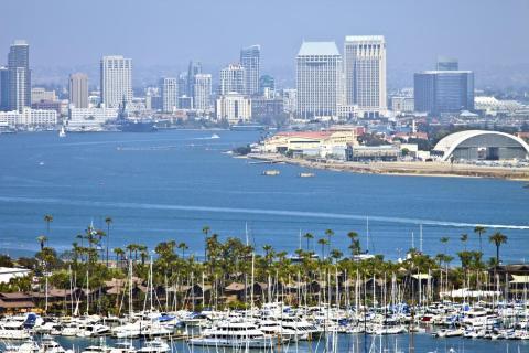 23. San Diego, California