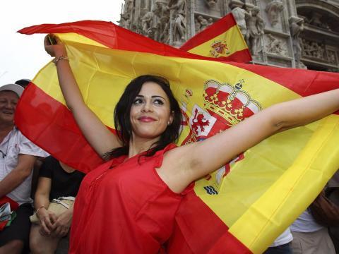 25. Spain