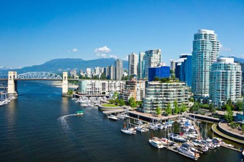25. Vancouver, Canada
