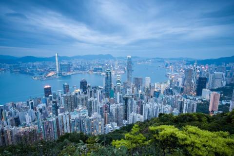 27. Hong Kong, China