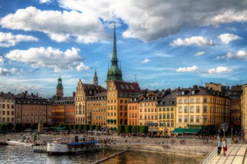 28. Stockholm, Sweden
