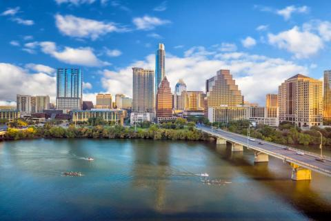 29. Austin, Texas