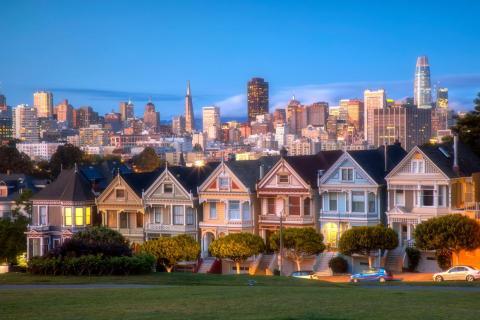 3. Silicon Valley (San Francisco-San Jose), California