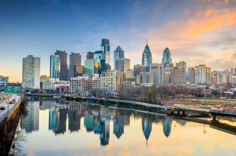 32. Philadelphia, Pennsylvania