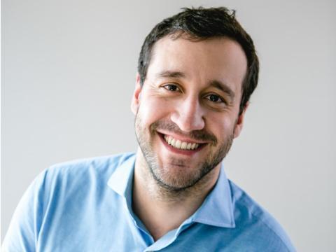 Talkdesk CEO Tiago Paiva.