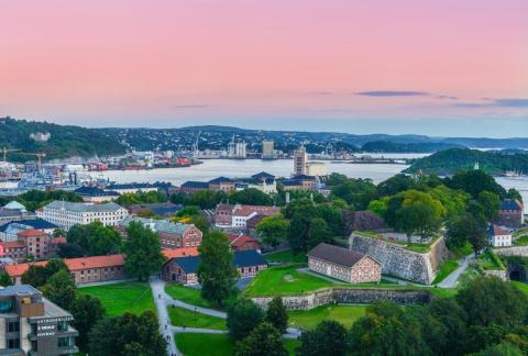 36. Oslo, Norway