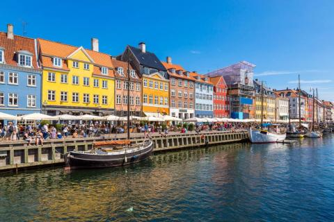 39. Copenhagen, Denmark