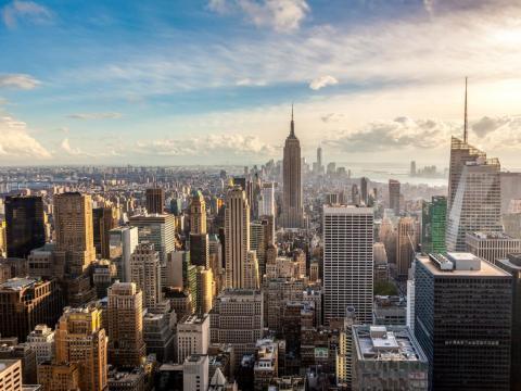 10. New York