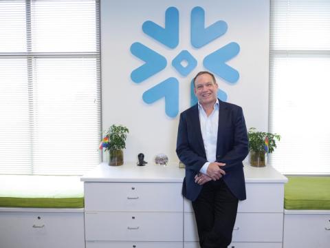 Snowflake Computing CEO Bob Muglia.