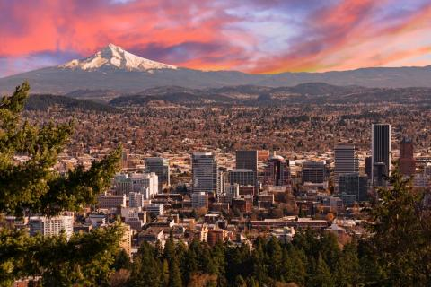 41. Portland, Oregon