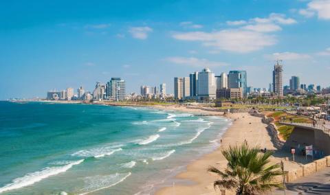 44. Tel Aviv, Israel
