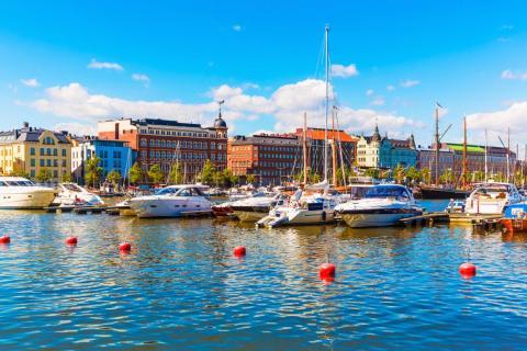 46. Helsinki, Finland