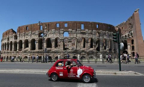 47. Rome, Italy