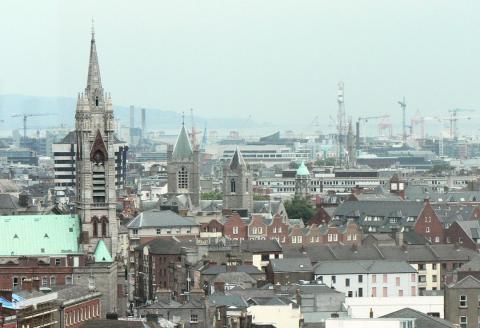 49. Dublin, Ireland