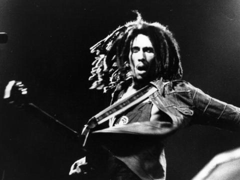 5. Bob Marley — $23 million