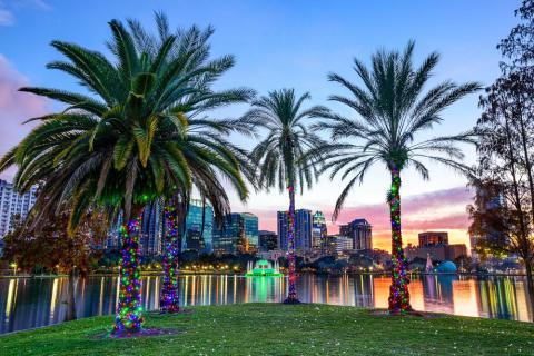 50. Orlando, Florida