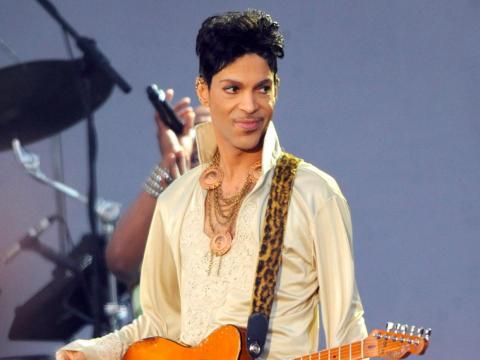 9. Prince — $13 million