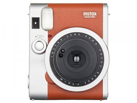 An advanced instant camera