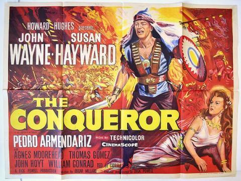 """Algunos pensaron que """"El conquistador"""" estaba maldita, pero todo se debía a la cercanía de un campo de pruebas atómicas"""