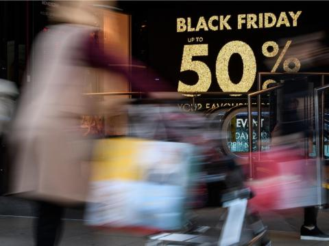 Although in recent years retailers have begun offering deals ahead of Black Friday and competitive discounts online ...
