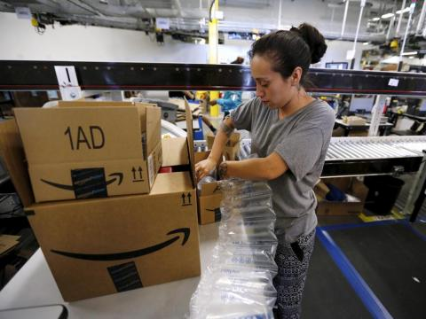 Sellers who use Fulfillment by Amazon have their orders shipped like typical Amazon orders.