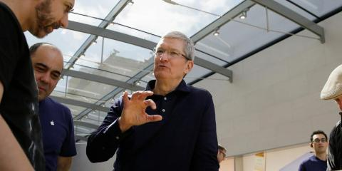 Apple CEO Tim Cook [RE]