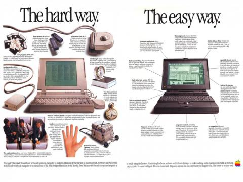 Apple used to be all about simplicity, and it still is. But it's not as clear cut with the its most recent laptops.