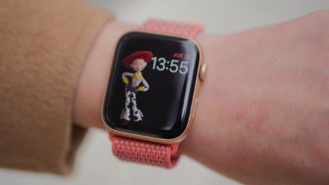 Esfera Toy Story Apple Watch