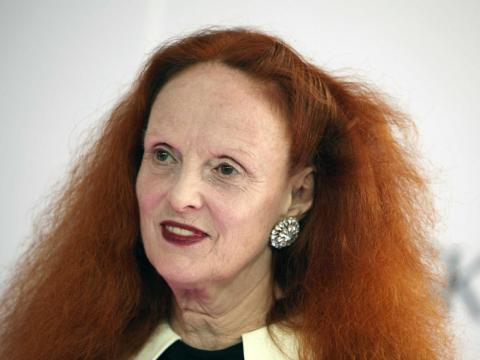 An assistant to Grace Coddington was accused of stealing more than $50,000 from the Vogue legend.