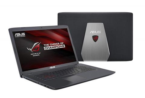 El mejor portátil barato para gaming es este Asus GL752VW-T4064D