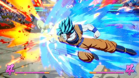 "17) ""Dragon Ball FighterZ"" (PlayStation 4, Xbox One, Nintendo Switch"