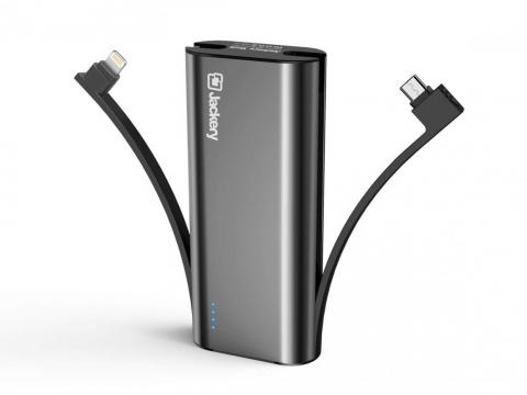 The best portable charger you can buy, which charges an iPhone twice as fast as the original iPhone charger