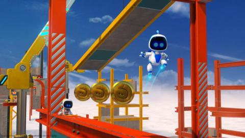 """""""Astro Bot Rescue Mission"""" (PlayStation VR)"""