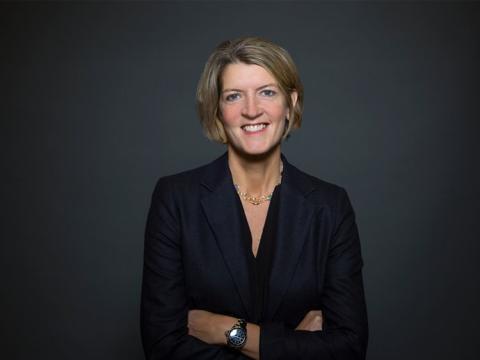 Beth Ford, CEO de Land O'Lakes.