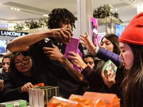 Black Friday is one of the biggest — and wildest — shopping days of the year in the US.