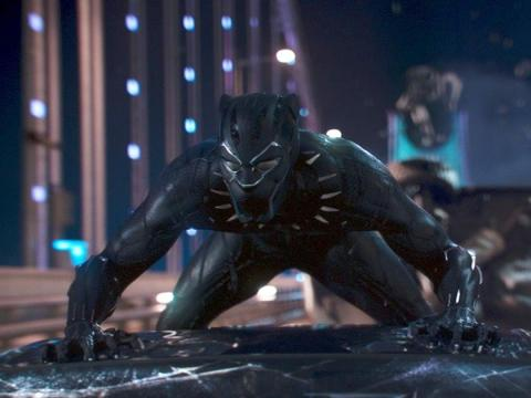 Black Panther was one of the first black superheroes created by Marvel.