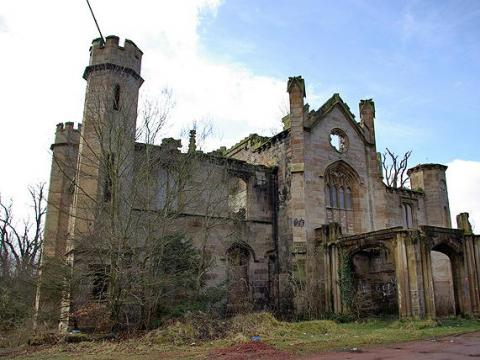 "Cambusnethan House is on Scotland's Buildings at Risk Register at a ""critical"" risk level. A group called ""Friends of Cambusnethan Priory"" was established in 2014 to try to save the building from any further deterioration."