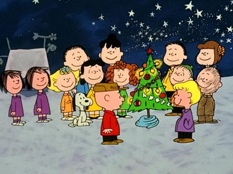 [RE] Charlie Brown Christmas