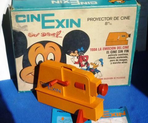 Cinexin, el proyector para niños que triunfó en España