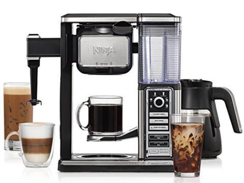 Una cafetería que puede hacer todas tus bebidas favoritas en casa [RE]