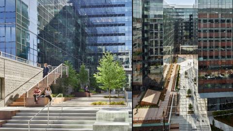 El complejo Troy Blocks se compone de dos edificios